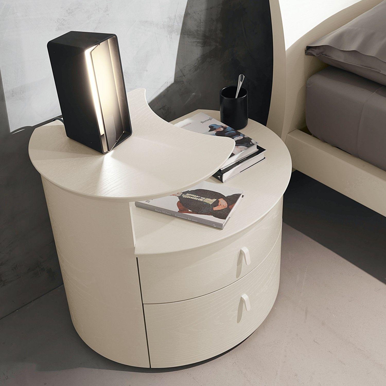 Arredamento per camera da letto moderna 24 - comodino Cemi 2 con ...