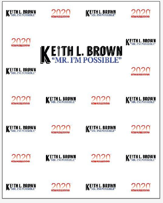 Keith L. Brown  Step and Repeat Banner  13745    www.sign11.com