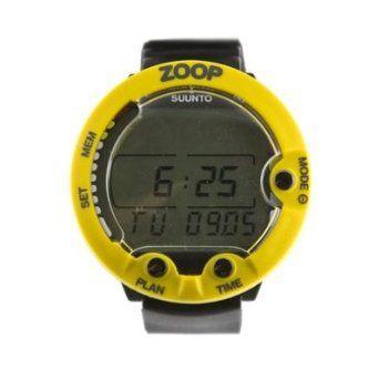 Scuba Diving Trip Essentials Suunto Zoop Air Nitrox Scuba Dive Computer Wrist Watch Steal Dive Computers Diving Suunto