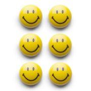 Ein Angebot von Roller Magnet-Set - 6-tlg. - Smiley - 3 cmIhr Quickberater