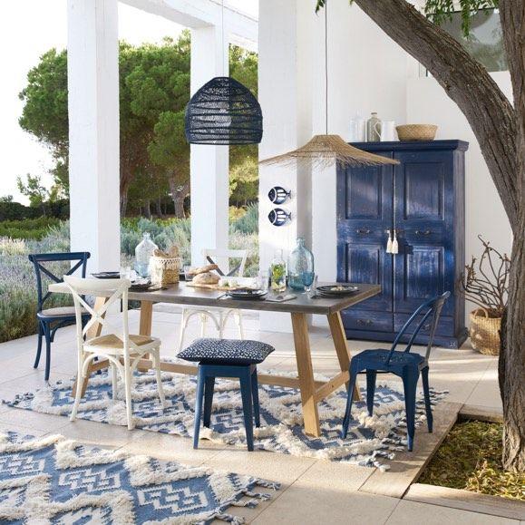 meubles  u0026 d u00e9co d u2019int u00e9rieur style bord de mer