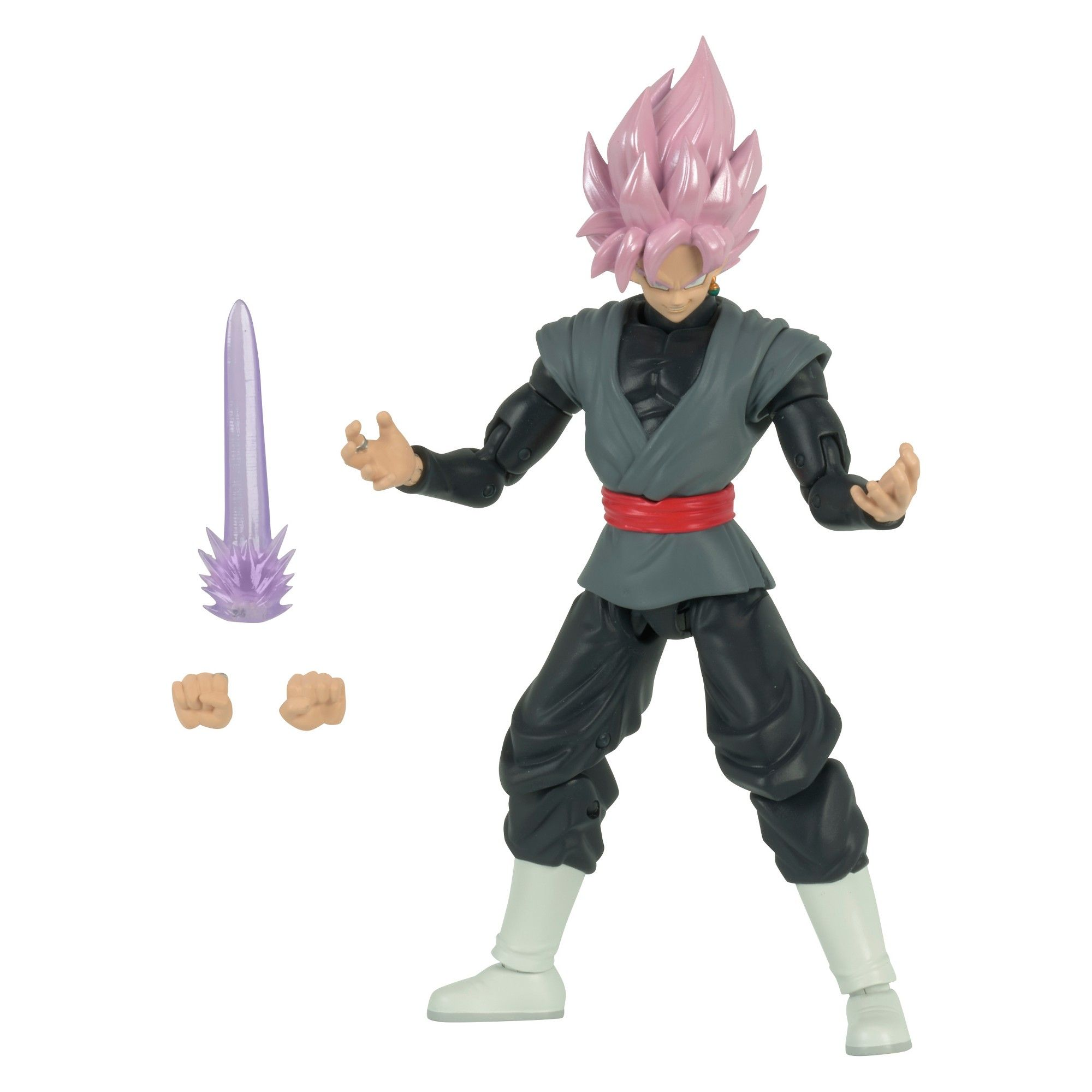 Hit DRAGON BALL SUPER Jiren SET 16 FIGURAS: Goku Vegeta Blue Black Zamasu