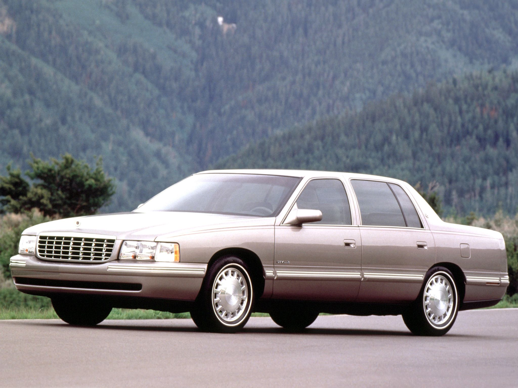 1997 99 Cadillac DeVille
