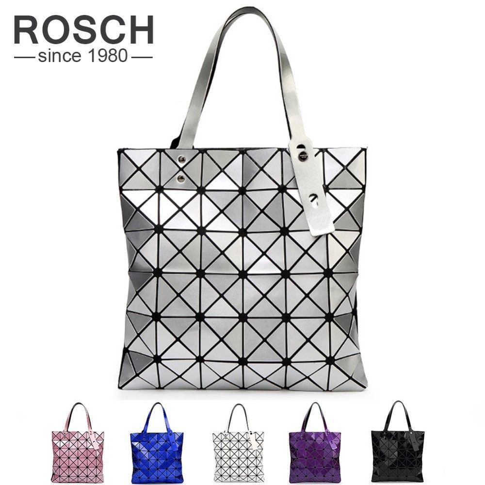 Japanese Women BAO BAO Bag Geometry Style Luxury Brand