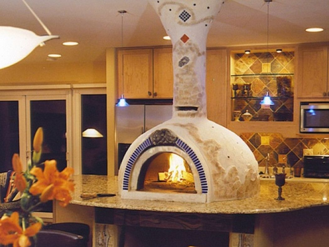 indoor wood fired pizza oven - How To Build A Safe Indoor ...