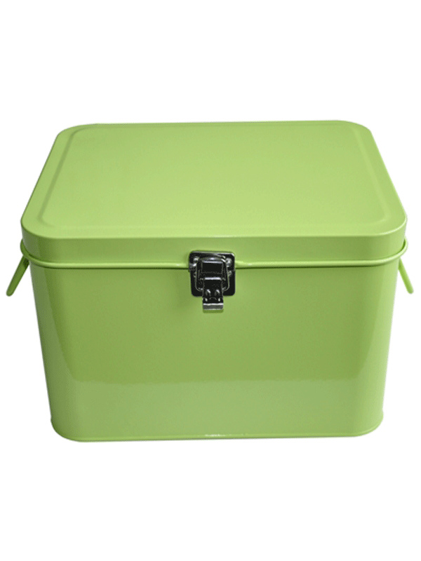 Waterquest Sewingbox, Lime