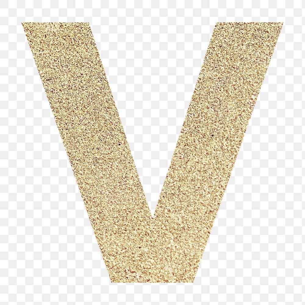 Glitter Capital Letter V Sticker Transparent Png Free Image By Rawpixel Com Ningzk V Transparent Stickers Numbers Typography Letter Stickers