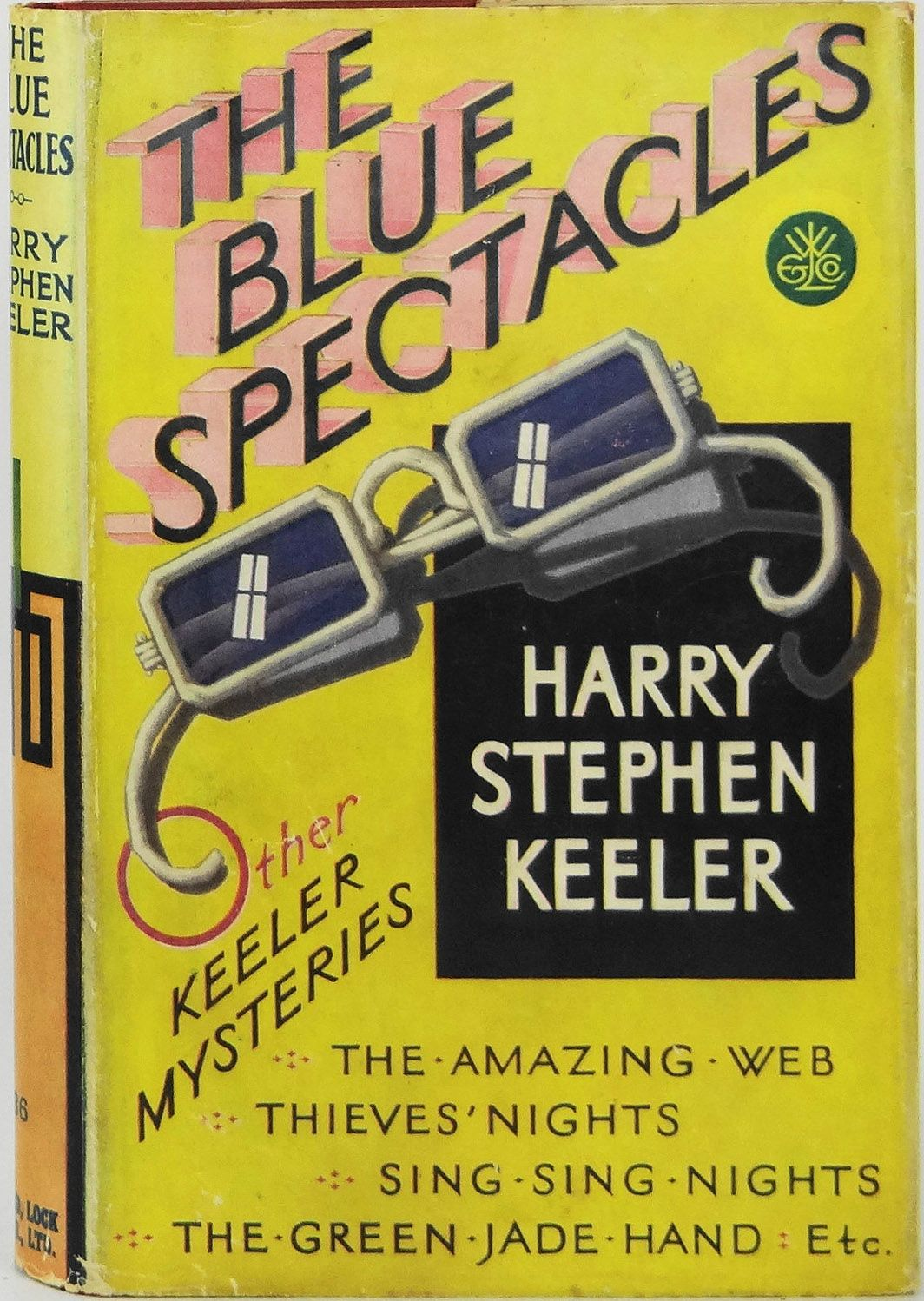Agatha Christie Libros Gratis The Blue Spectacles By Harry Stephen Keeler Harry