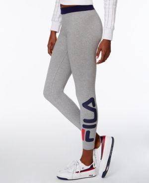 4b5f411db0ba Fila Imelda Leggings | Products | Fila outfit, Leggings, Leggings ...