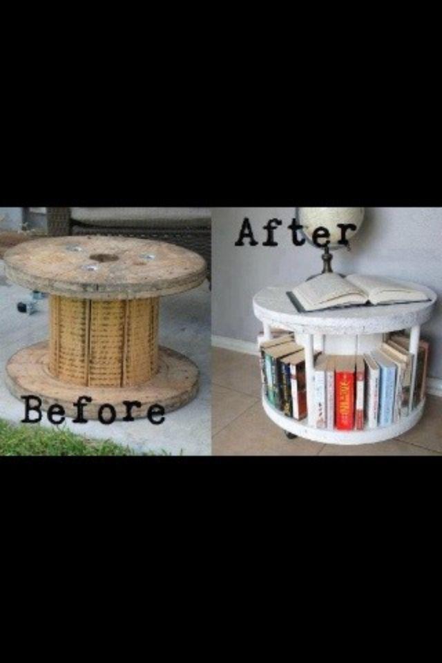 Diy Book Storage Meuble A Fabriquer Soi Meme Deco Rangement