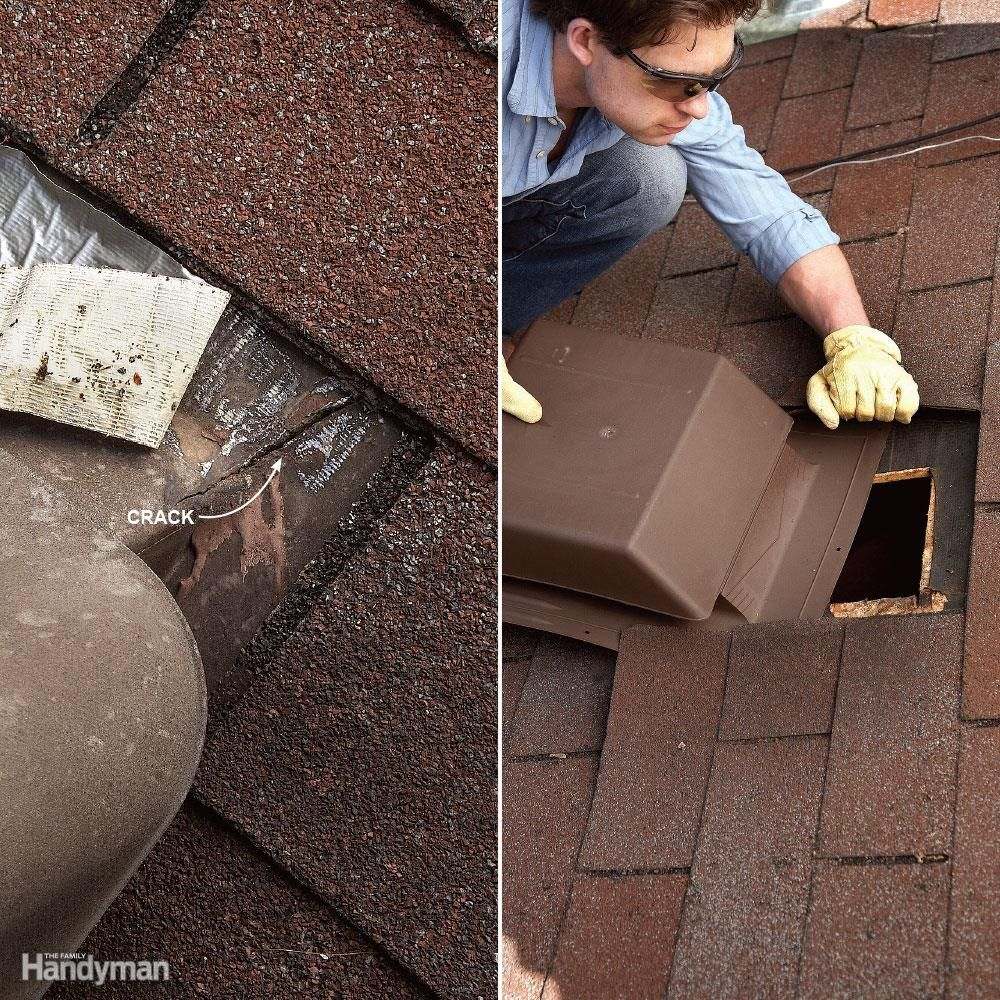 12 Roof Repair Tips Find And Fix A Leaking Roof Leaking Roof Roof Problems Roof Repair