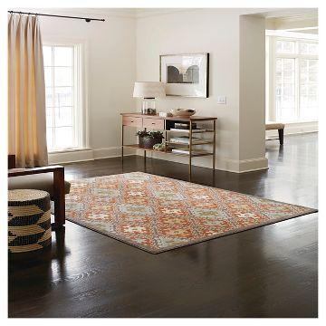 Rustic area rug Actual Apartment Decorating Pinterest Rustic