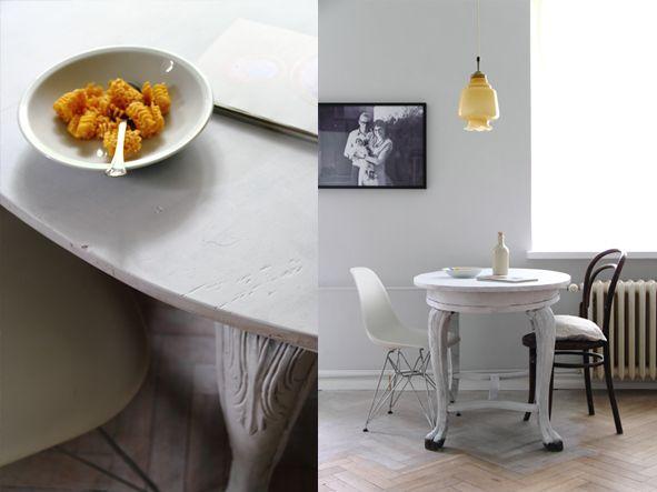 Riverniciare Mobili ~ Oltre 25 fantastiche idee su tavolo ridipinto su pinterest