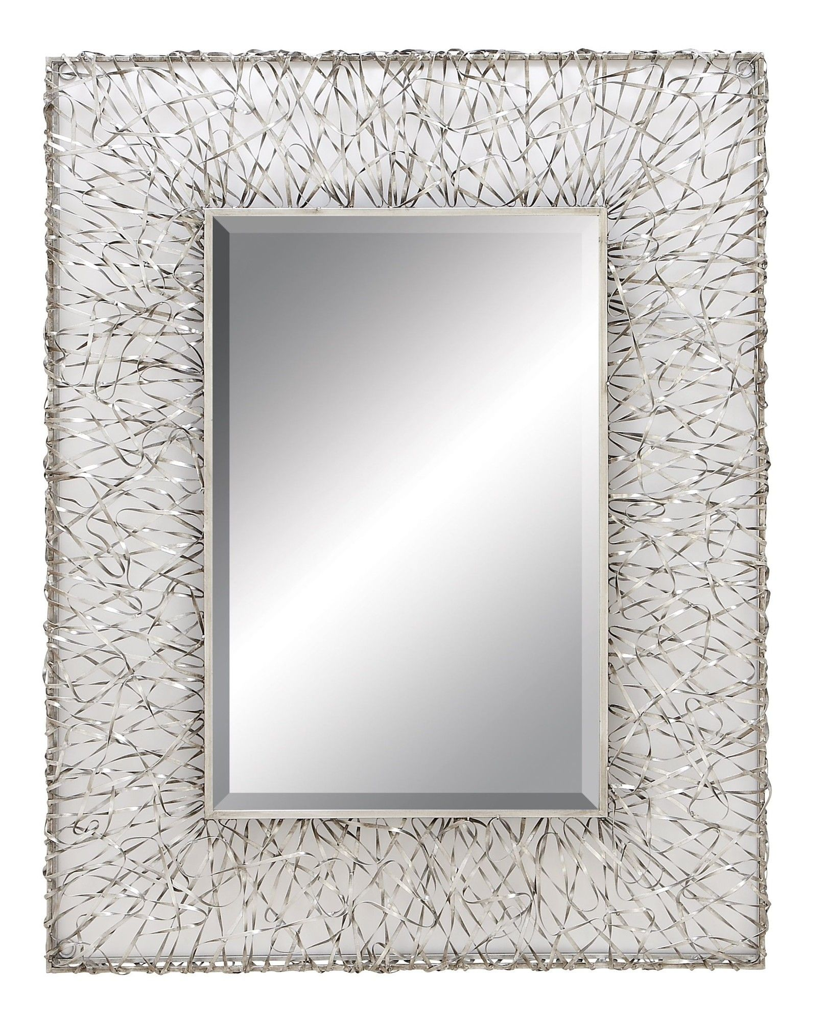 Aspire Artsy Wall Mirror & Reviews | Wayfair - for above the ...