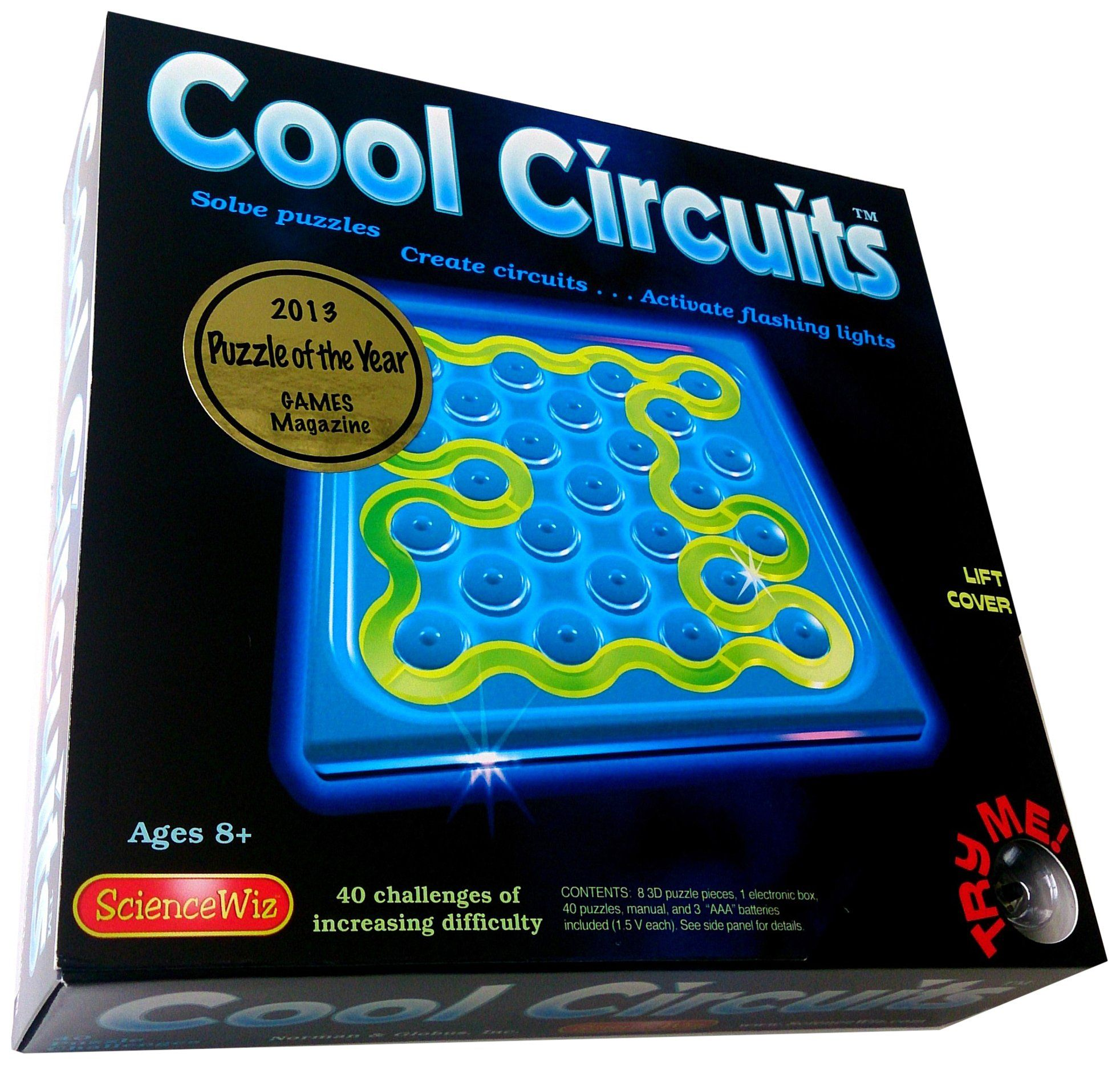 Amazon Sciencewiz Cool Circuits Toys & Games