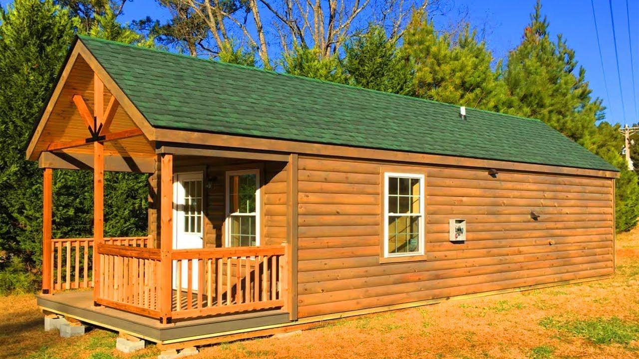 Incredibly Popular Charming Log Cabin Style Modular Home