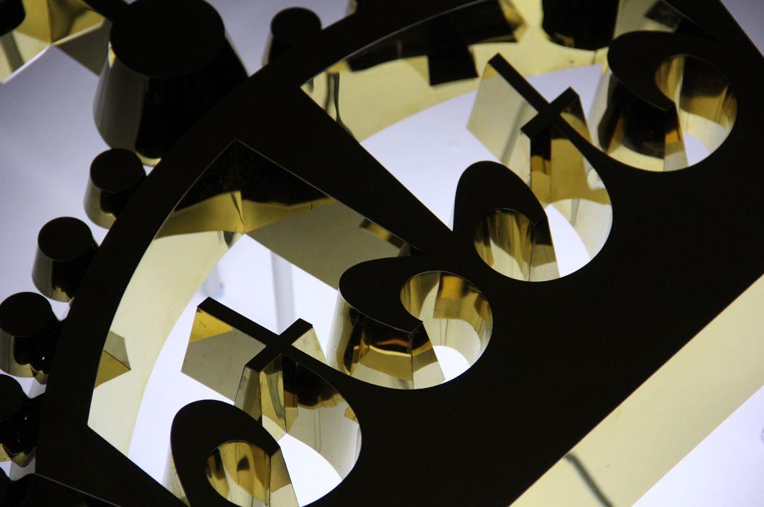 3d Metal Letters Polished Sheet Metal Letters Polished Sheet Gold Letters 3dmetal Letters Metalletters Indoor Outdoor Advert Letters Logode Blacha Metal