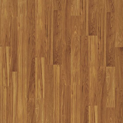 Asheville Hickory Textured Laminate Floor Medium Hickory