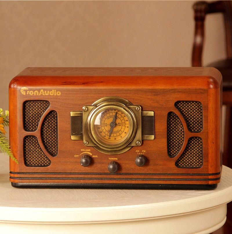 Vintage Am Fm Radio Old Style Radio Old Shanghai Radio Box Retro Radio In Radio From Consumer Electronics On Aliexpres Retro Radios Antique Radio Vintage Radio