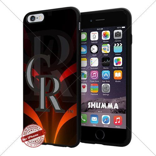 MLB,Colorado Rockies, Cool iPhone 6 Plus & iPhone 6s Plus...…