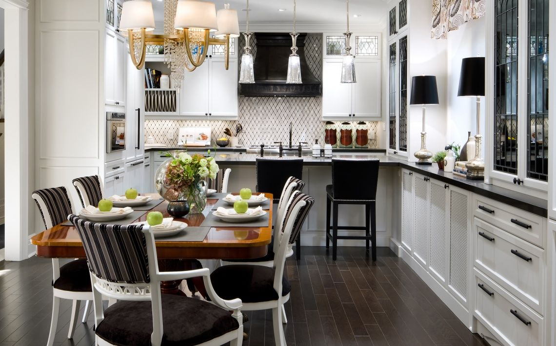 Candice Olson S Kitchen Design White