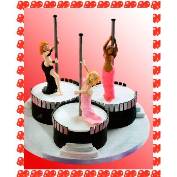 tortas para hombres solteros