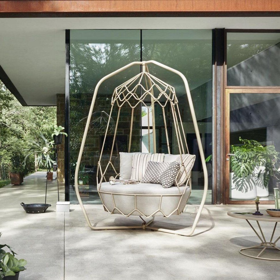 Swinging Chair Outdoor Gravity Swing Sofa W I S H L I S T Hanging Swing Chair Garden