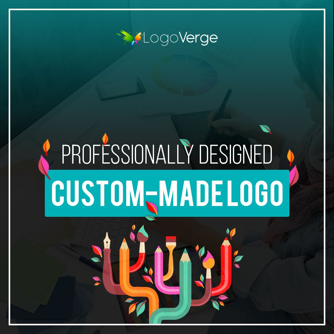 Custom Logo Design from Professional Designers. Try Our