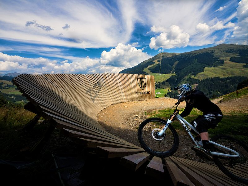 Z-LINE at Bike-Circus - Saalbach Hinterglemm