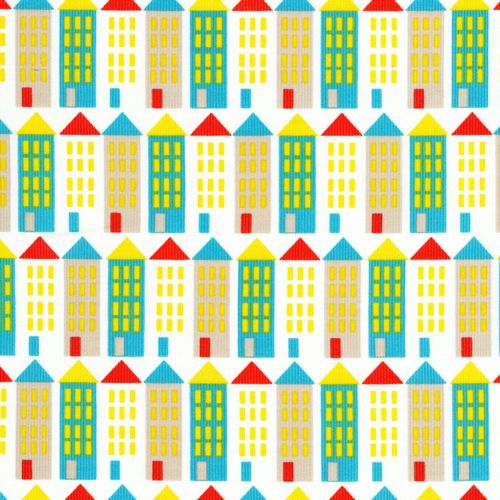 132700 City Streets Corduroy from Small World by Rae Hoekstra for Cloud9 Fabrics