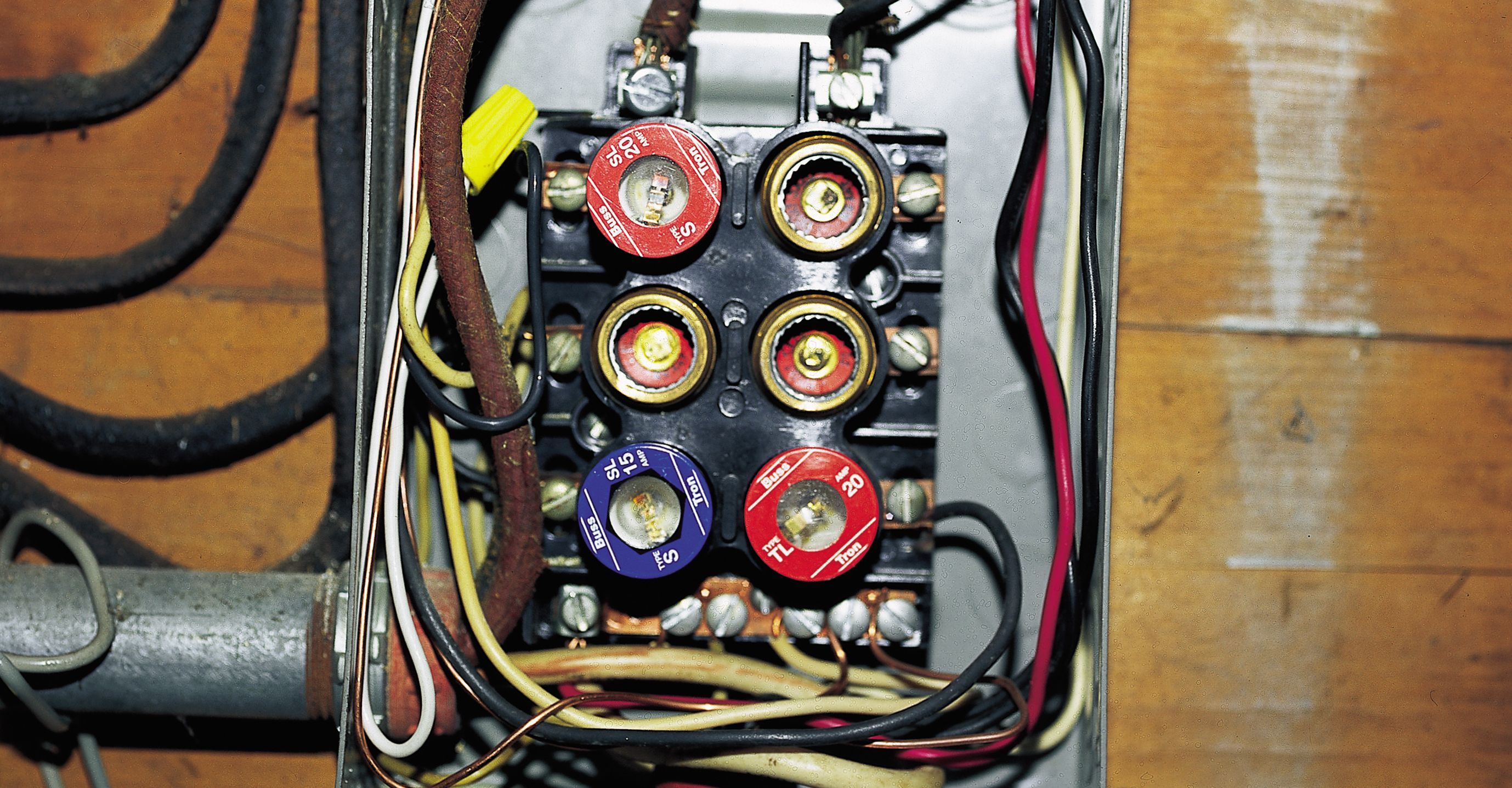 Old House Wiring Problems - Home Wiring Diagrams on