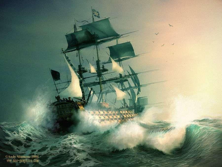 Half Sail [www.ANS-Graphics.com]