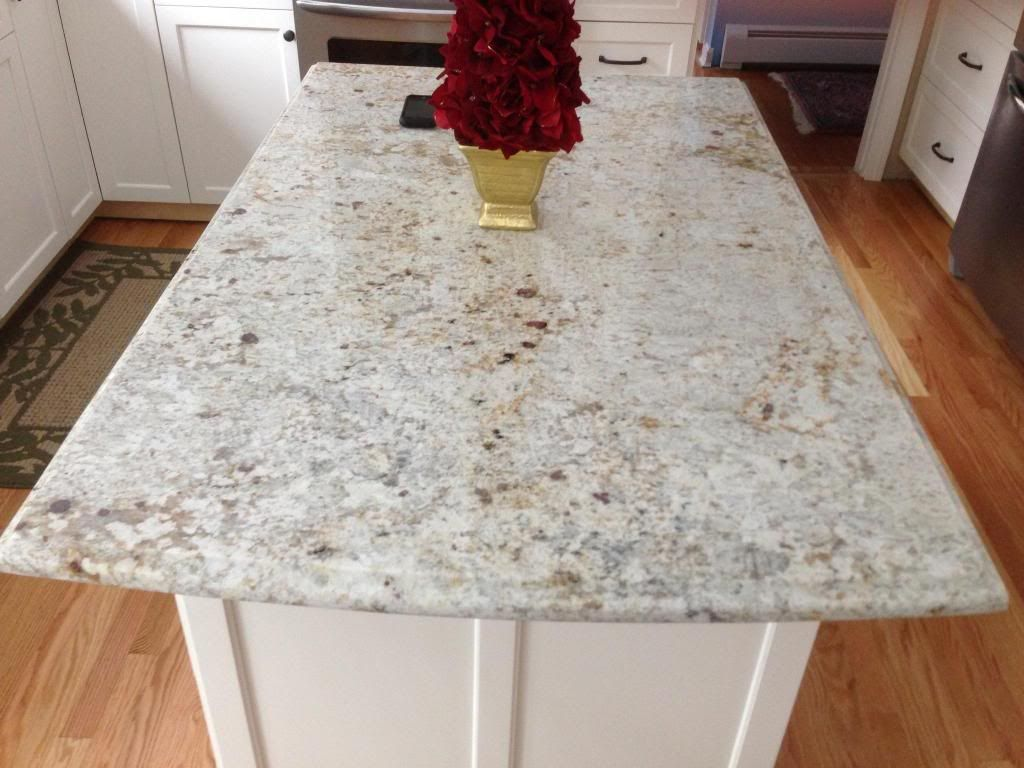 Granite With Cream Cabinets Colonial Cream Granite Google Search Mcfarland Pinterest