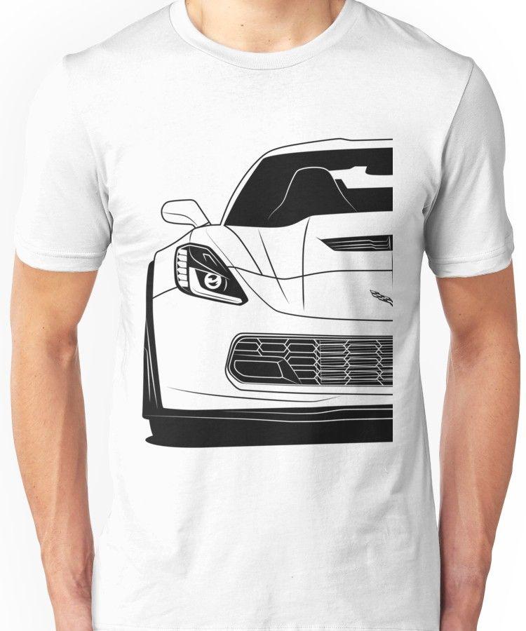 Corvette C7 Z06 Best Shirt Design Essential T Shirt By Carworld Cool T Shirts Shirt Designs Shirts