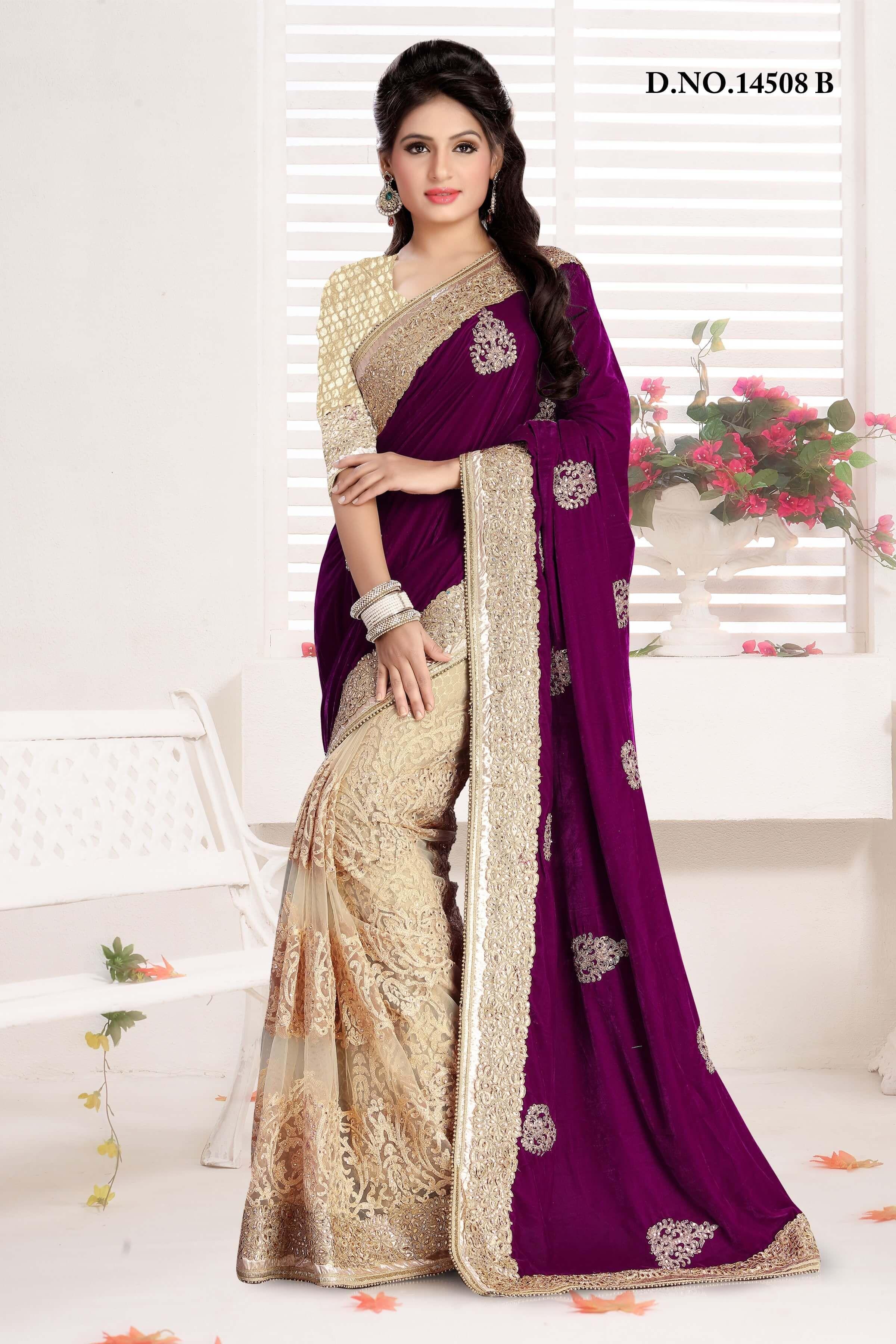 Velvet saree images pin by parvatifabrics pvt lmt on non catalogue sarees  pinterest