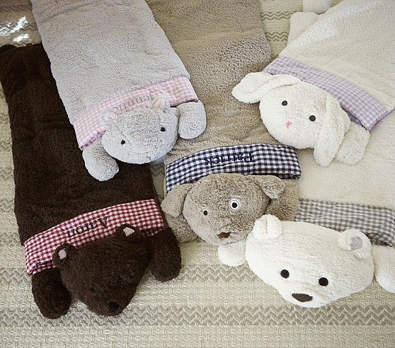 sherpa head sleeping bag pottery barn kids i need pinterest grandkids and sewing. Black Bedroom Furniture Sets. Home Design Ideas
