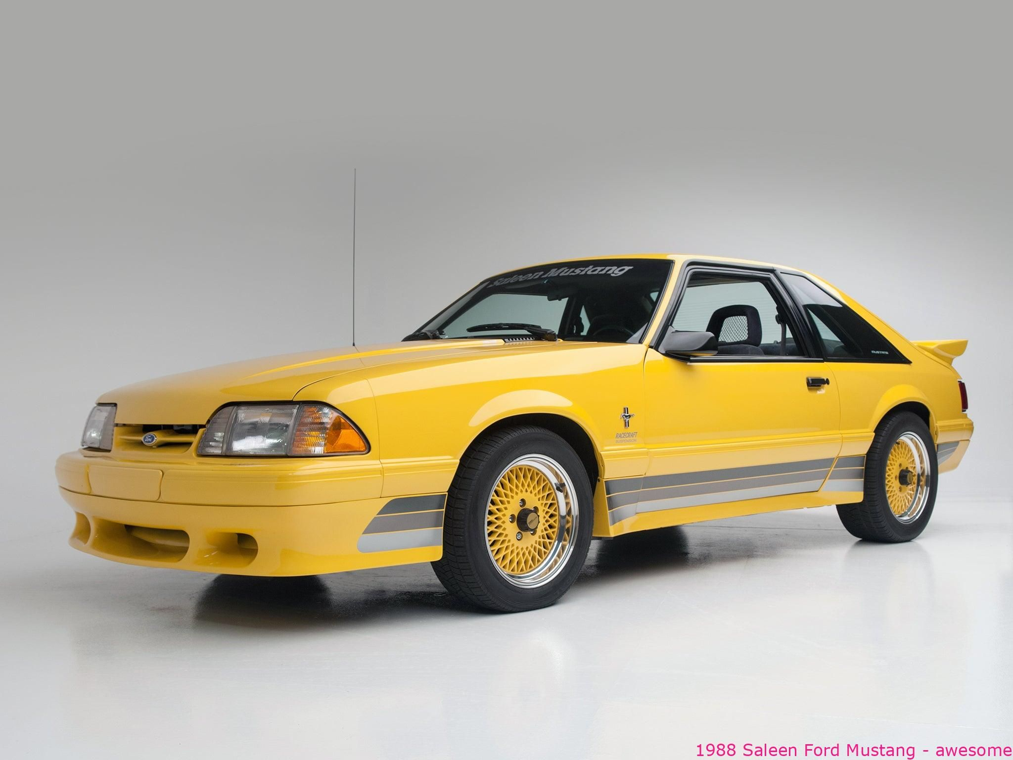 Cars 1988 Saleen Ford Mustang Awesome In 2020 Ford Mustang Ford Mustang Saleen Mustang