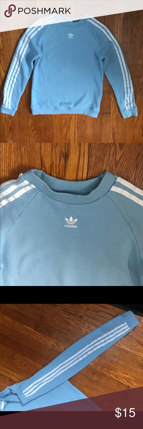 Light Blue Adidas Sweatshirt Sweatshirts Adidas Sweatshirt Blue Adidas [ 1740 x 580 Pixel ]