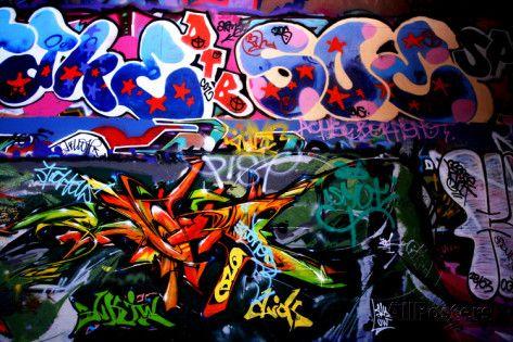 graffiti tattoo street art rat fink peter max tim burton banksy 14x21 CREATURES