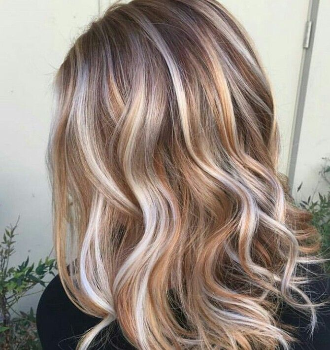 Hair And Beauty Napolitan Blonde Caramel