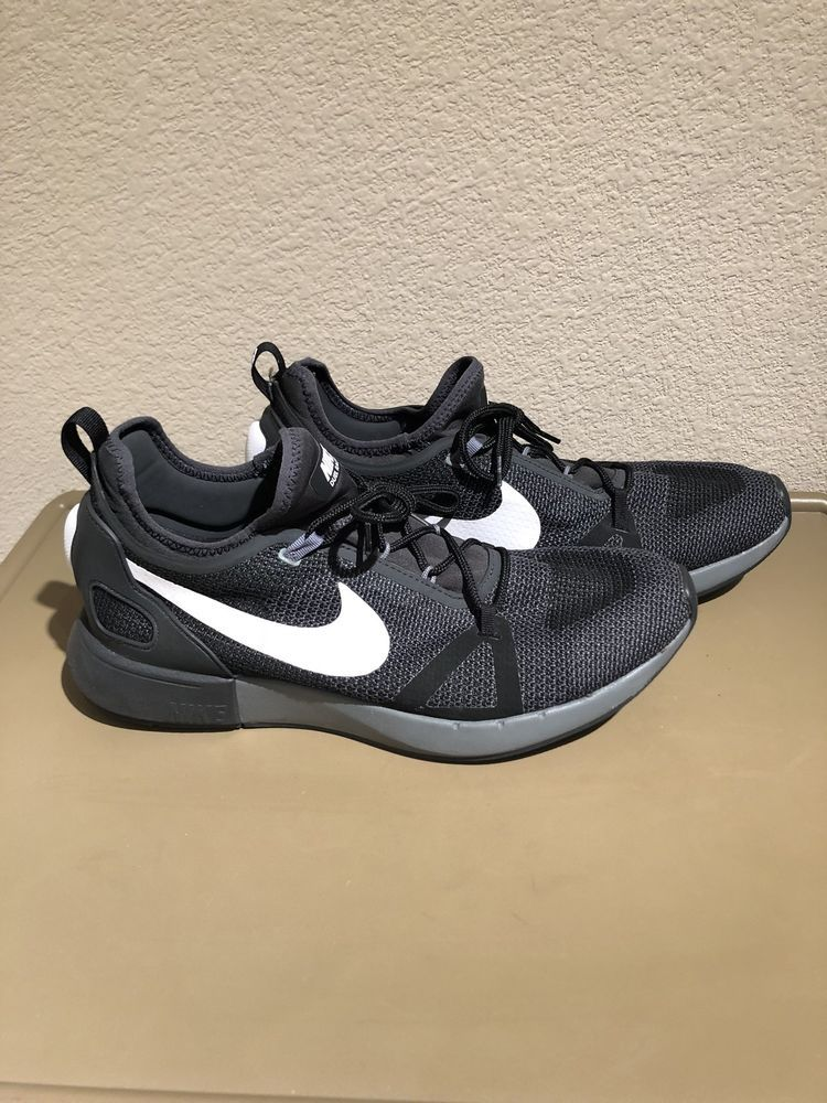 best sneakers 9d215 392d4 NIKE DUEL RACER SZ 11 BLACK WHITE ANTHRACITE 918228 007  fashion  clothing   shoes  accessories  mensshoes  athleticshoes (ebay link)