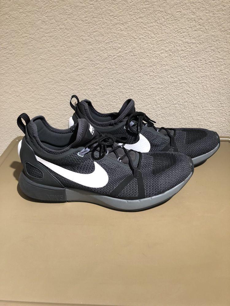 NIKE DUEL RACER SZ 11 BLACK WHITE ANTHRACITE 918228 007  fashion  clothing   shoes  accessories  mensshoes  athleticshoes (ebay link) 57daba5ba