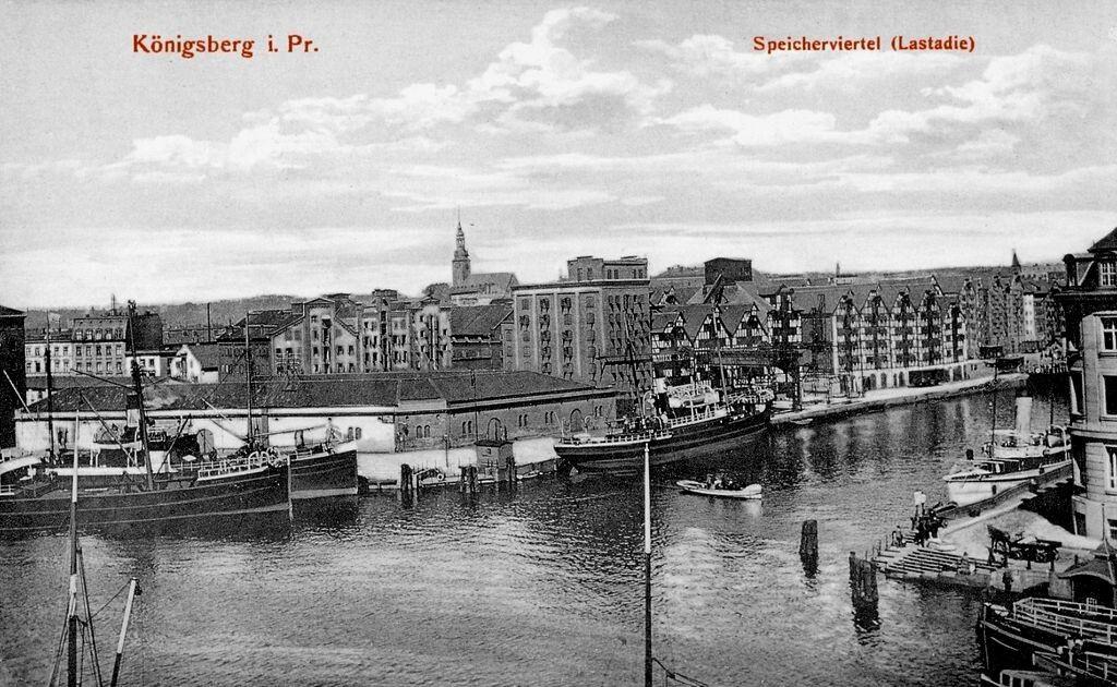 Königsberg & Калининград в 2020 г | Старые фотографии ...