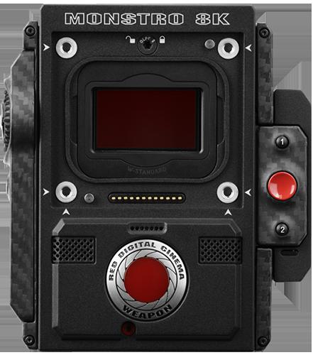 The New Red Monstro Camera Has 17 Stops Of Dynamic Range Photo Rumors Camera Sensor Red Digital Cinema