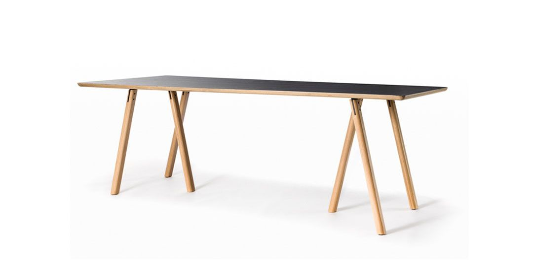 Trestle Table By Feelgood Designs   Designed By Allan Nøddebo