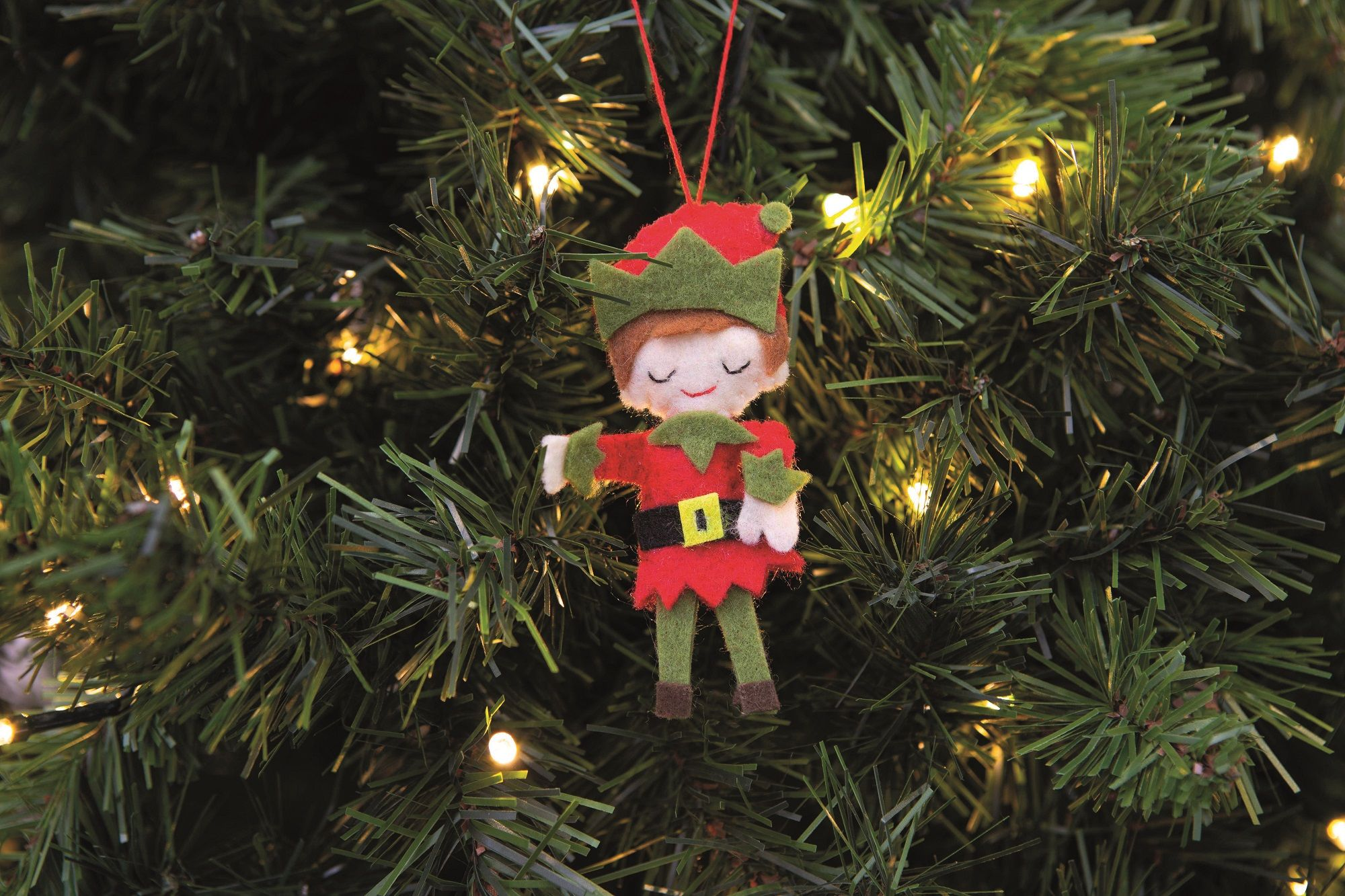 Create Your Own Christmas Elf Tree Decoration Using Our Range Of Christmas Crafts Christmas Crafts Christmas Decorations Christmas