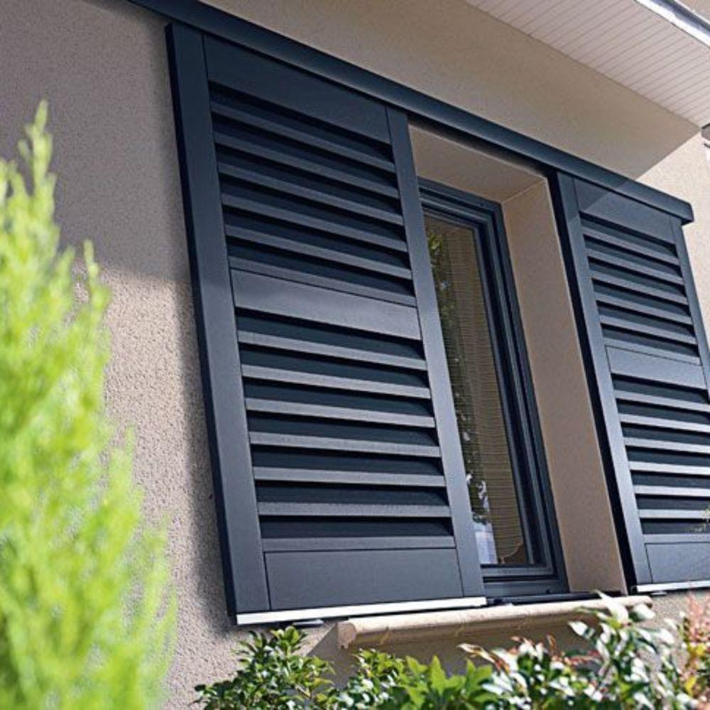 Portes Fenetres Volets Les Dernieres Innovations Volet Coulissant Volet Exterieur Fenetres Exterieures