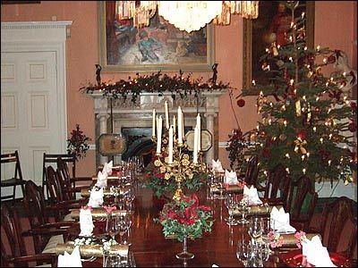 Interior Christmas Decorating - Dream Homes Plans | Christmas ...