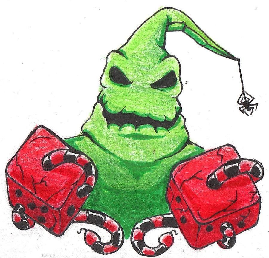 Gamblin' Boogie Man by evillittlecherry | Tattoo ideas | Pinterest ...