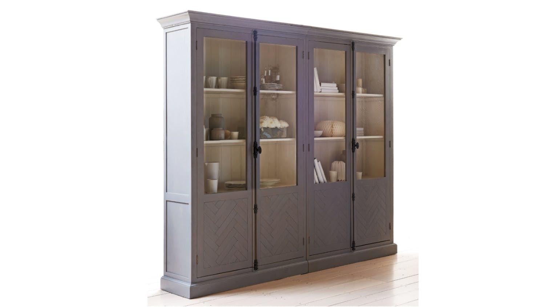 Home Furniture Display Units Cabinets Cambridge Herringbone